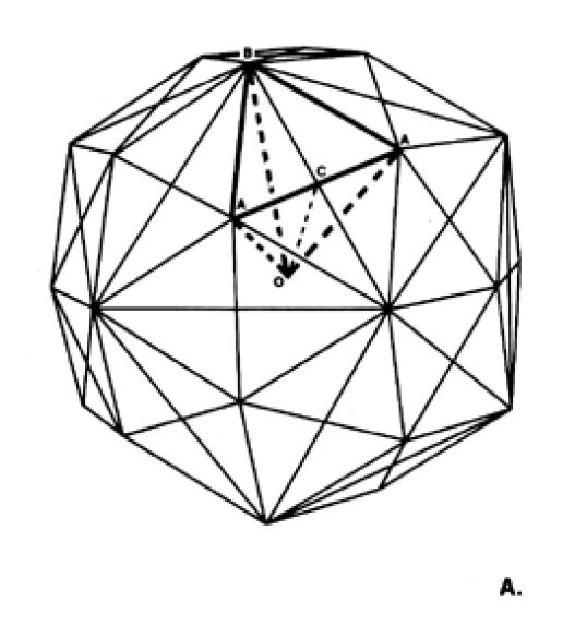 Fig. 986.419 A - T Qunata Modules within the Rhombic Triacontahedron