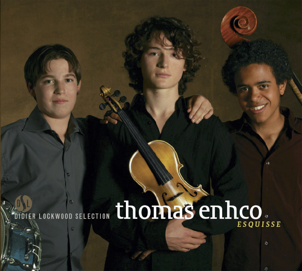 Thomas Enhco Trio - Esquisse