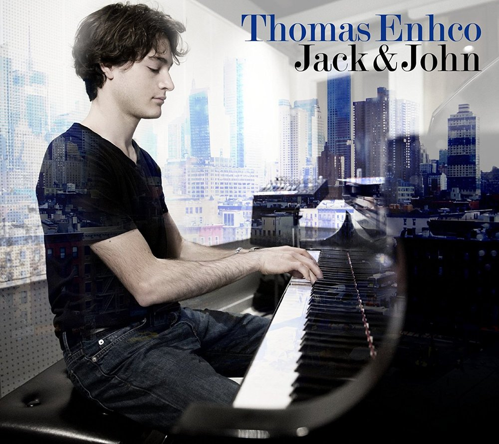 Thomas Enhco with Jack Dejohnette and John Patitucci - Jack & John