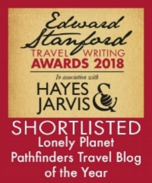 """Andy's blog is realistic and funny. His articles cover a wide variety of fascinating places and activities, with some great travel anecdotes"" - Edward Stanford Judges"