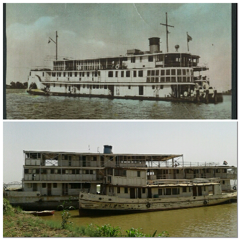 Can't decide if the boats look better now or in the 1930s…?