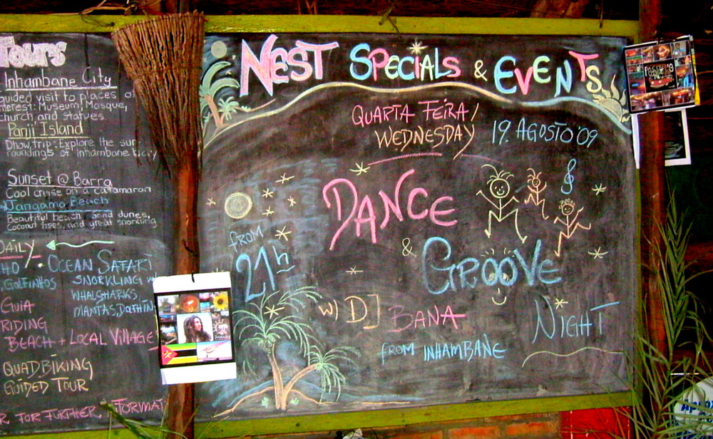 Most hostels organise a range of events their guests can get involved with…