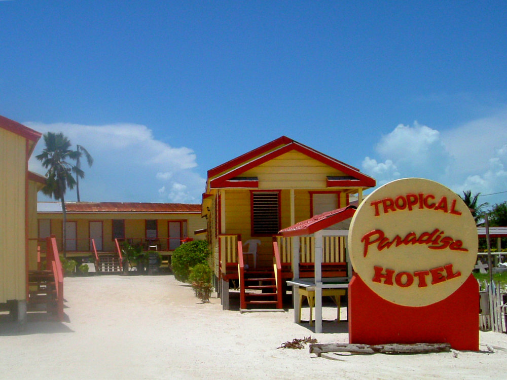 A basic, but well priced hotel is a great find whilst on a longer trip…