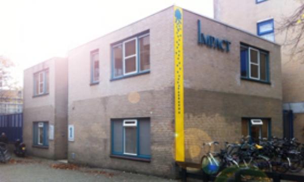 Paramedisch Centrum Impact aan het Meuwenveld 1 in Seghwaert, Zoetermeer