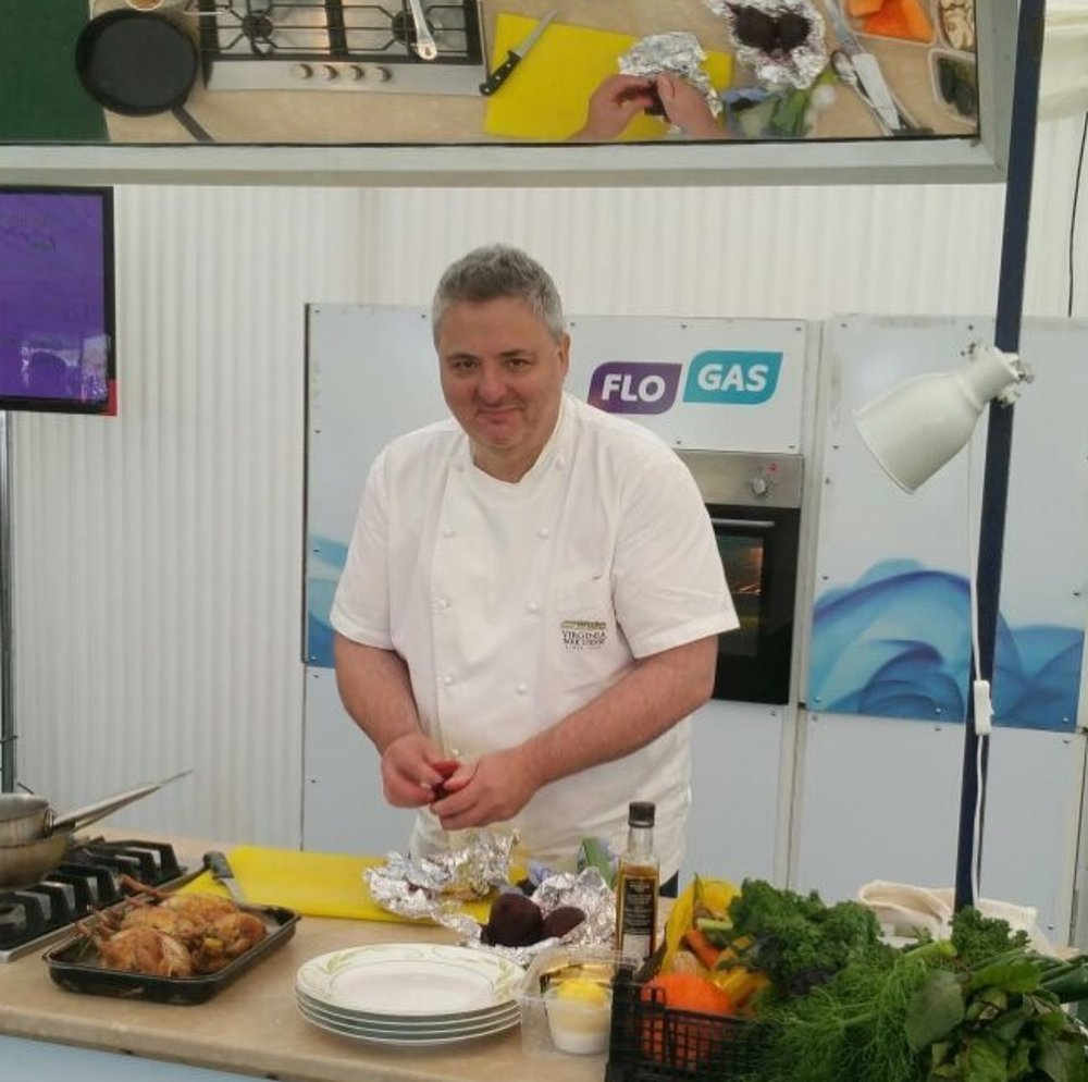 Michelin star chef Richard Corrigan, Eoin Gilchrist and Kris Kodric (Tankardstown House) confirmed for Meath event