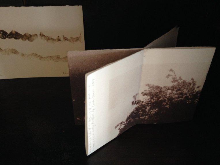 Booklet.  Sent from Gudrun Filipska to Carly Butler.