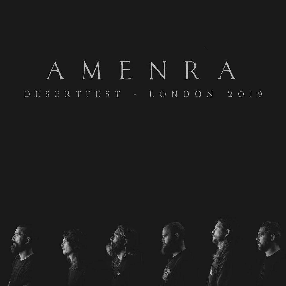 AMENRA TO CELEBRATE 20 YEARS BY HEADLINING DESERTFEST!