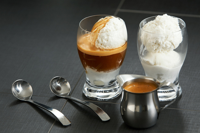 www.tastetrailsrome.com | Cooking holidays in Italy | Recipe | Affogato