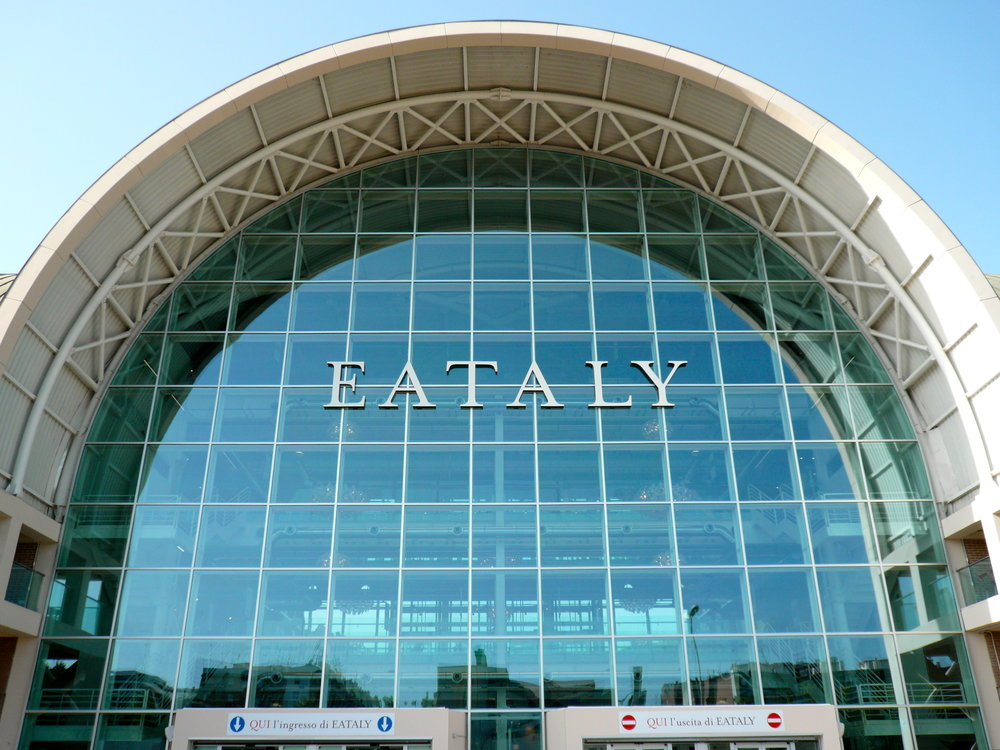 Italian cooking holiday favourites . Eataly Roma www.tastetrailsrome