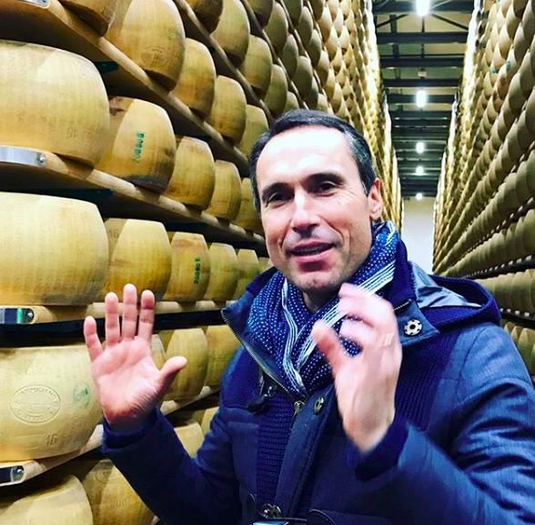 Matteo Panini of #Hombreparmigiano