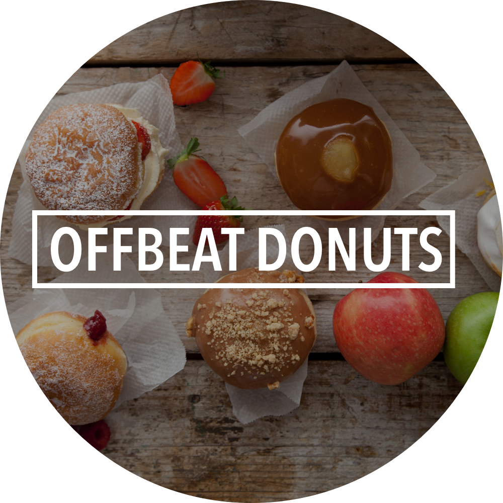 Offbeat Donuts Bamboo App