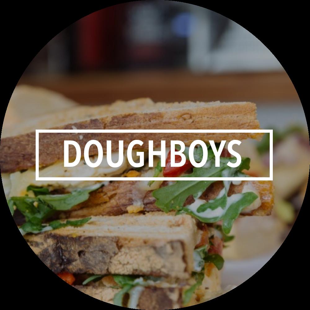 Doughboys Dublin Bamboo App
