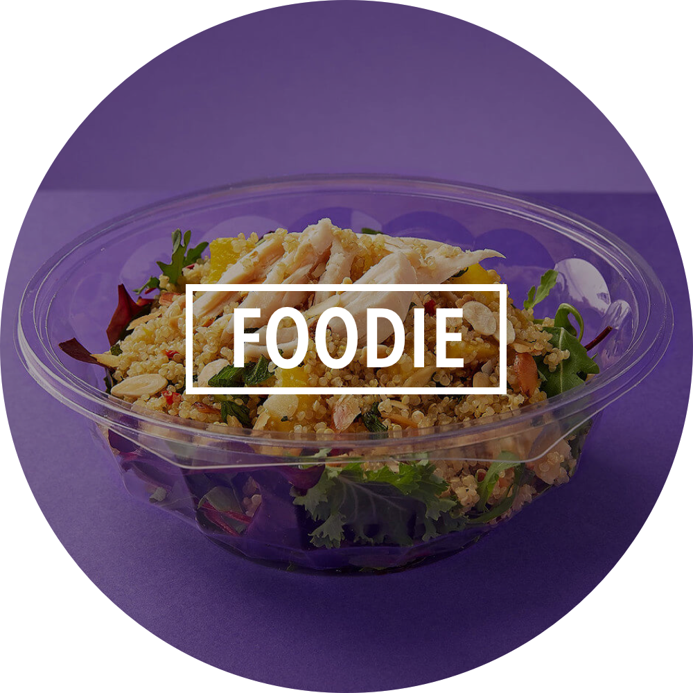 Foodie Dublin Bamboo App