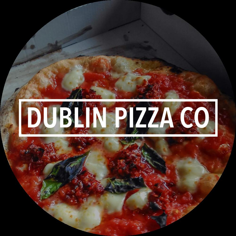 Dublin Pizza Co Bamboo App