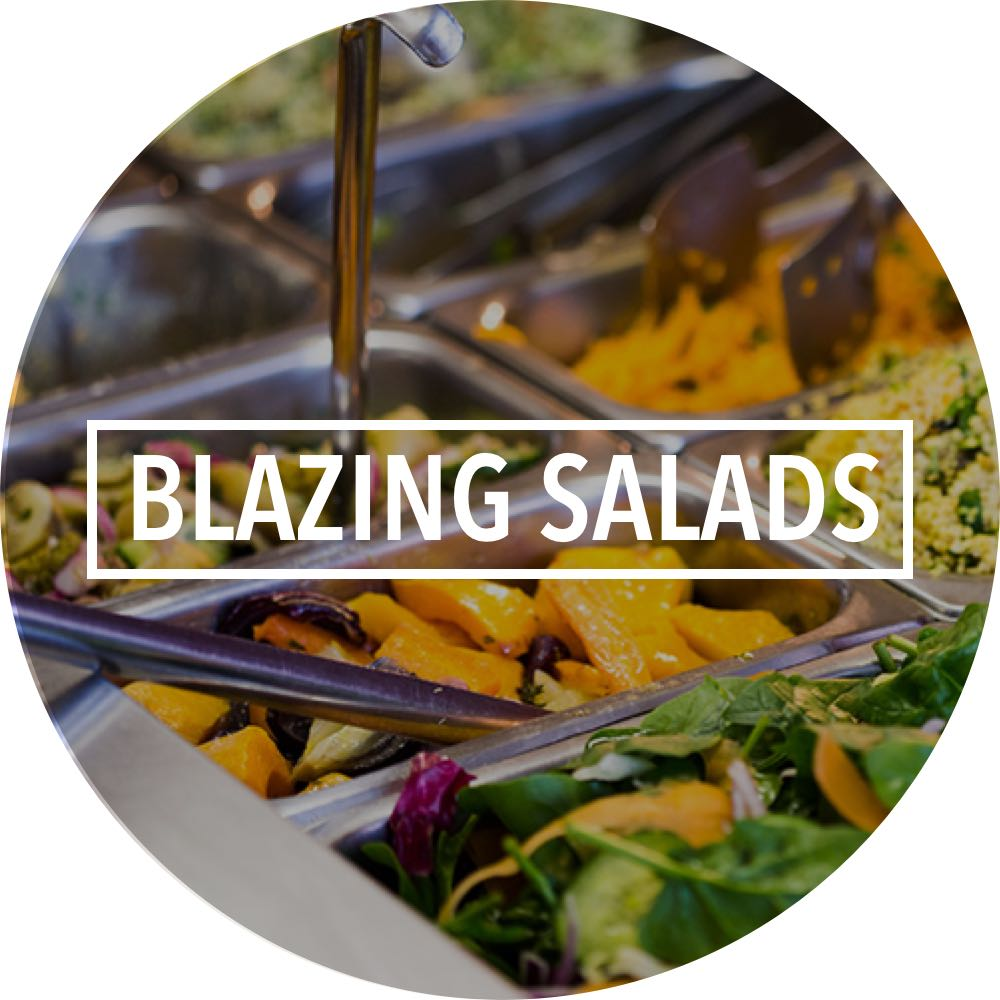 Blazing Salads Bamboo App