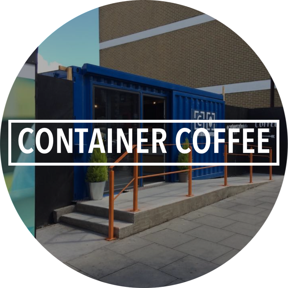 Container Coffee Dublin Bamboo App