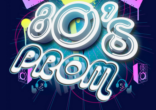 80's Prom Night Party