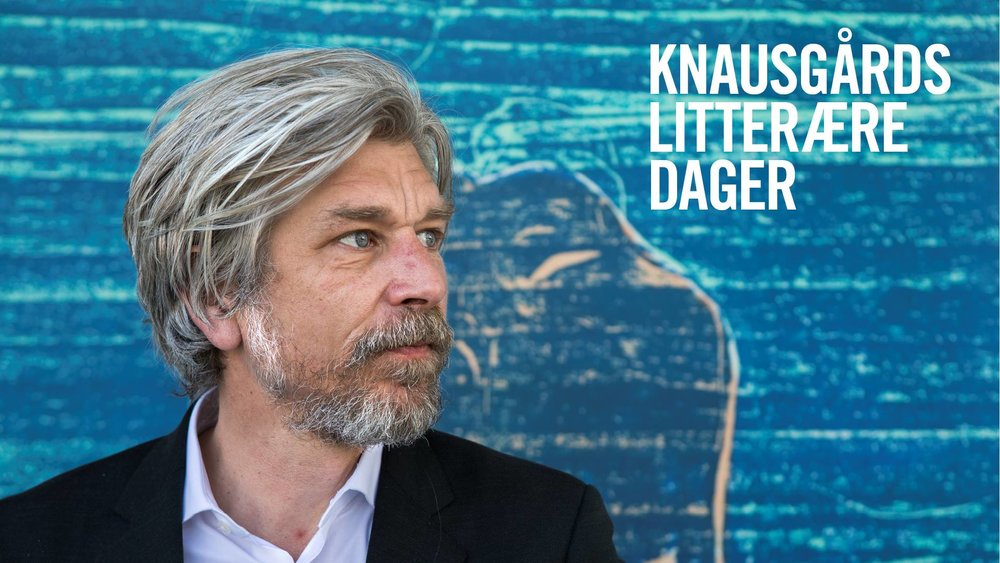 Knausgårds litterære dager - September 28th - September 30th5.00pm@The Munch Museum