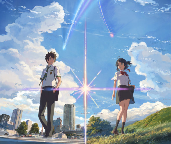 Outdoor movie by Akerselva - 8.00 pm – 11.00 pm@Hausmannsgate 16Vega Scene opens it's doors autumn 2018. To shorten the waiting time Vega, Arthaus and Film from the South invite you to an outdoor screening the anime success Your Name.