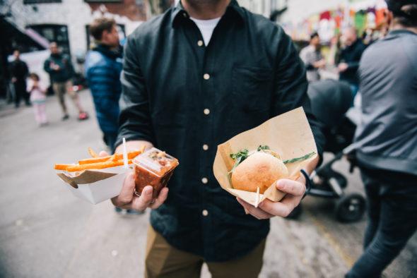 Outdoor film and Food Truck Bonanza - September 15th@Fridtjof Nansens plass