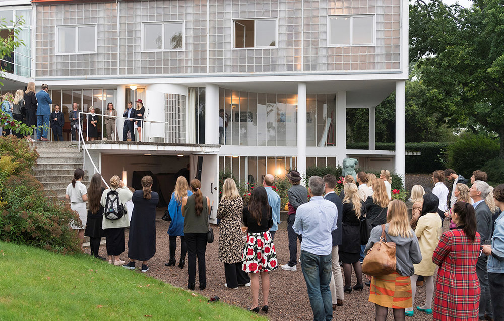 Jazz concert in Functionalist Icon - 6.00 pm and 9.00 pm@Villa StenersenWelcome to live jazz during the Oslo Culture Night, with guided tours every hour between 18:00–21:00 (in Norwegian) and delicious soup for those who are first served.