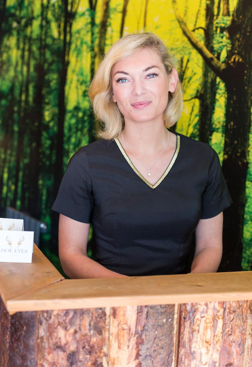 Jessica Keating Doe Eyes CEO