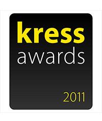 Kress Award 2011   Projekt:  ZDF Mashups  Kunde: ZDF Jahr: 2011