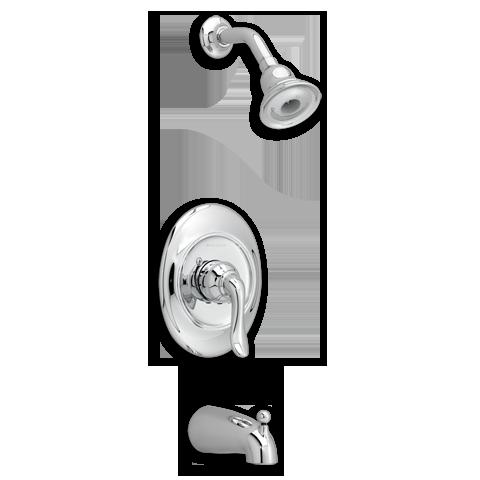 TUB/SHOWER FIXTURE