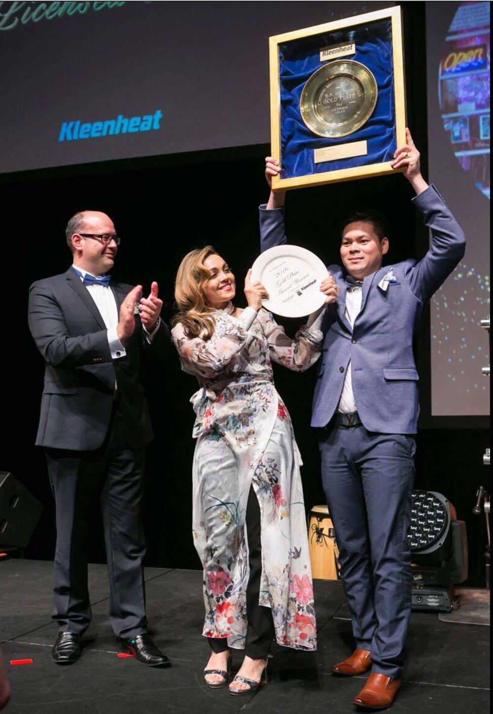 2016 Awards - Kleenheat Gold Plates Awards 2016