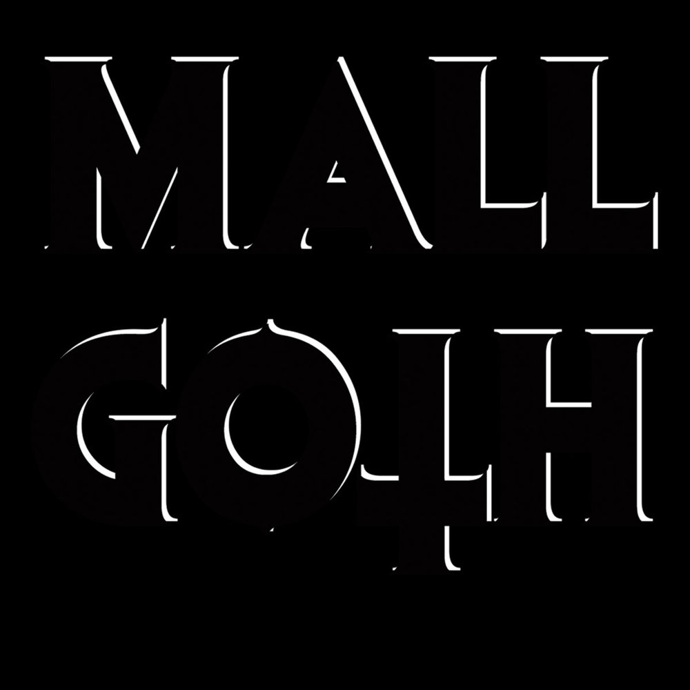 Mall Goth - Self Titled Debut Gothic Rock Opera + Radio Play  Stream  /  Purchase