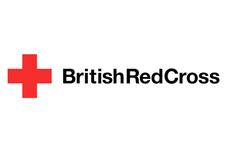 Donating for the BritishRedCross