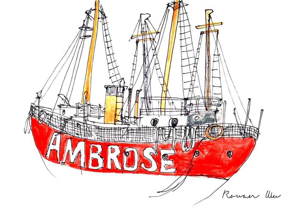 LIGHTSHIP AMBROSE