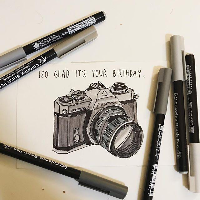 happy birthday to a wonderful artist and girlfriend @marchelle.jpg ♥️📷