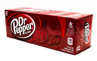 Case of Dr. Pepper - What are you Worth?
