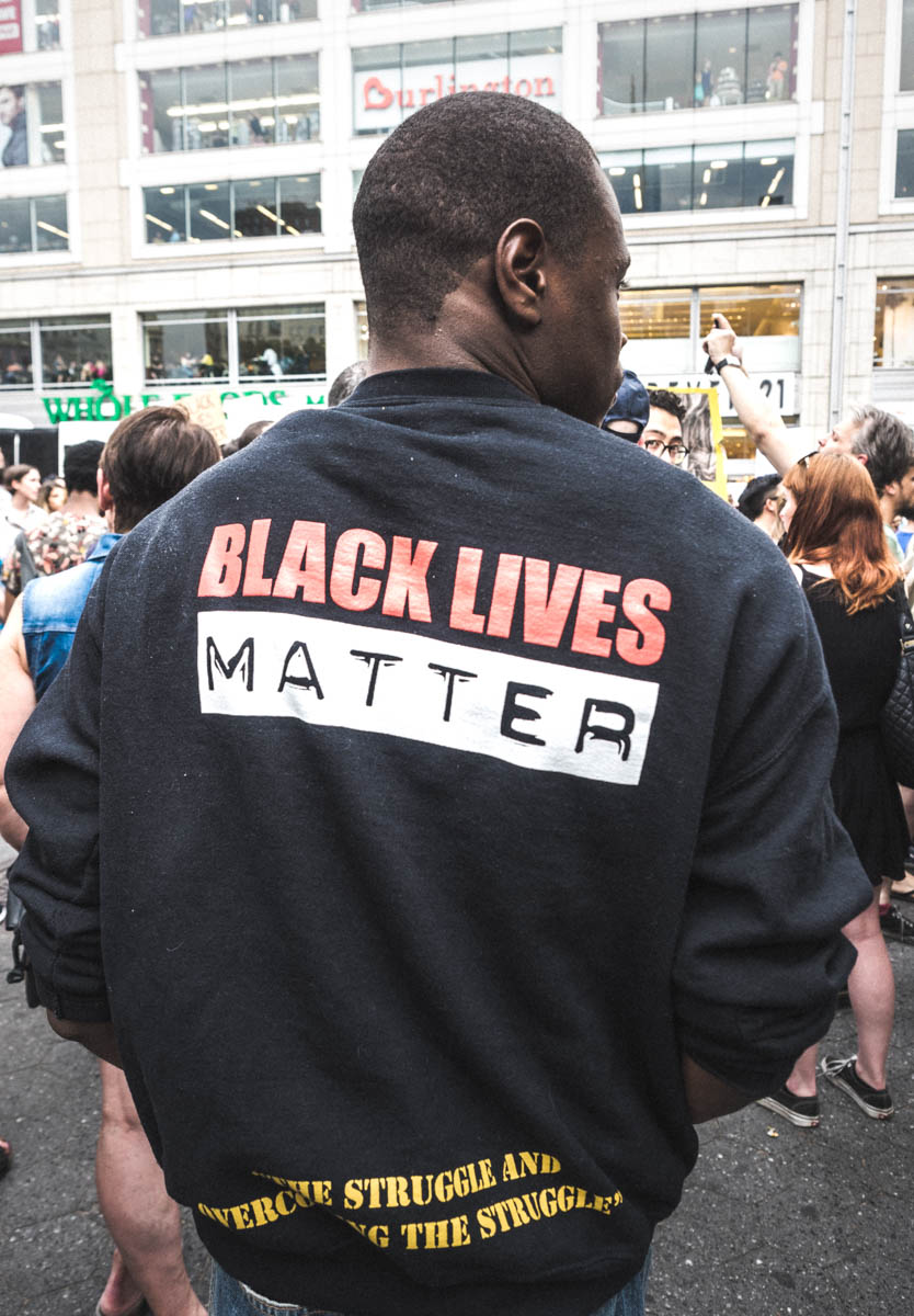 #stoppoliceterror #blacklivesmatter #AltonSterling Rally - Union Square Park, NYC - 7.7.16 (2 of 3).jpg
