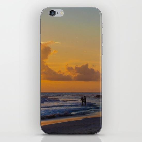 ACCRA BEACH iPhone Case