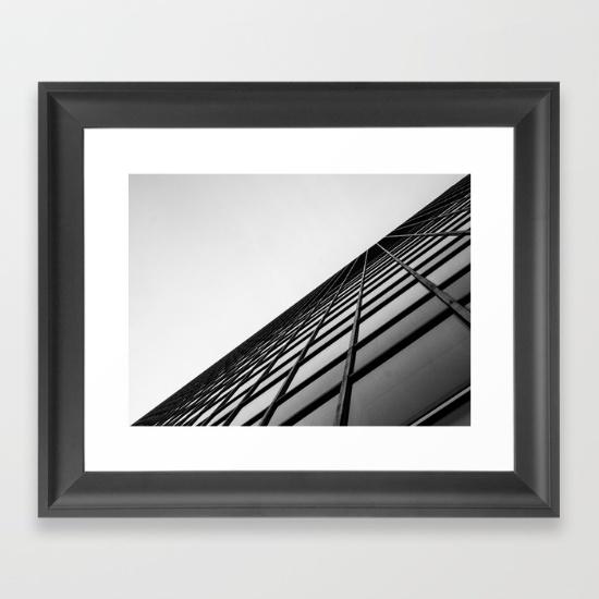SYMETRY - Framed Quality Print
