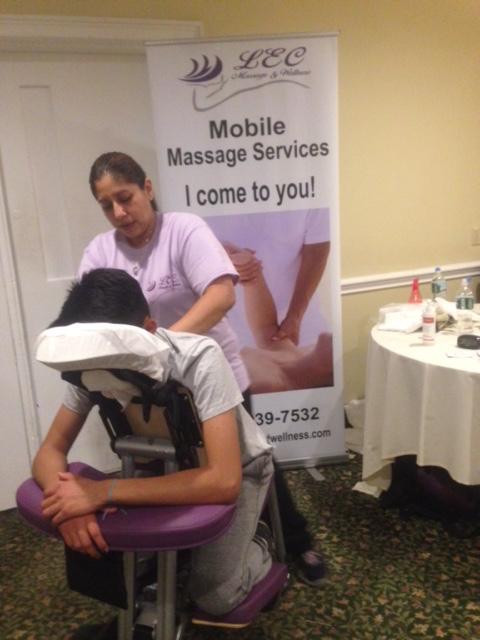 Lourdez Castro Massage Services