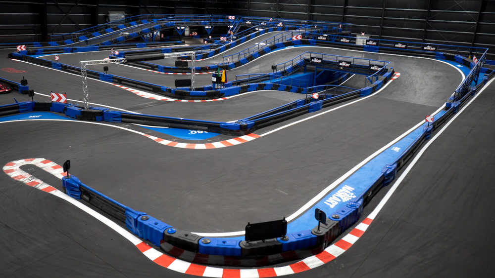 NasKart Track