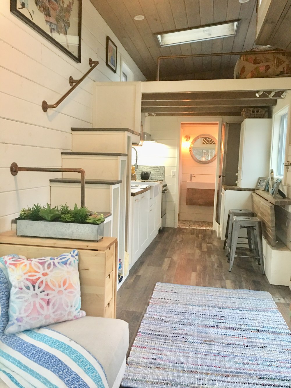 Tiny Home Living Room