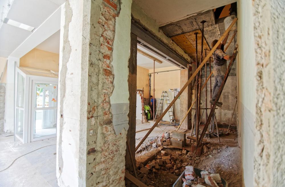 Image result for remodeling problems