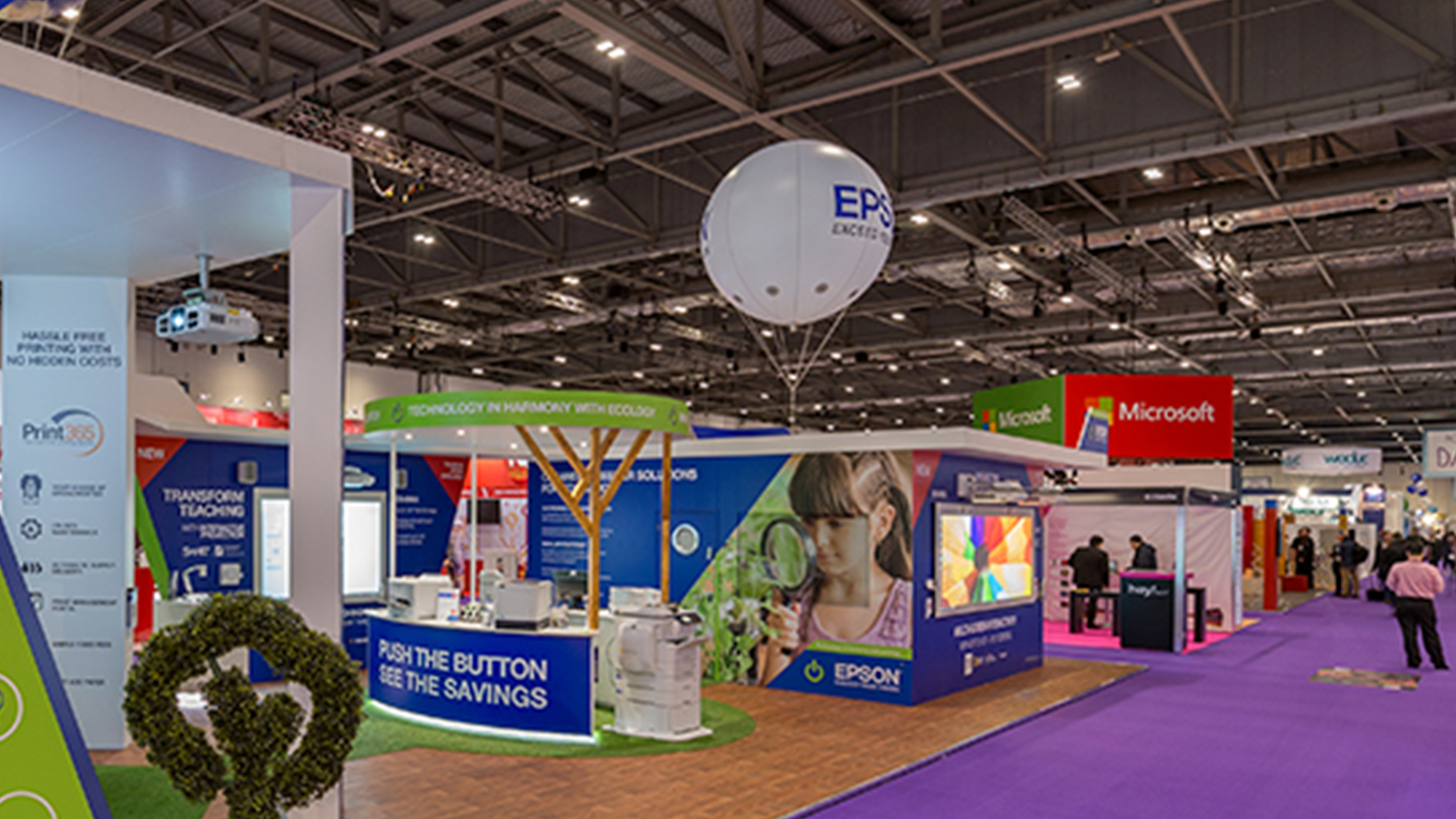 Exhibition Stand Attractors : 5 steps to maximise the impact of your exhibition stand in2events