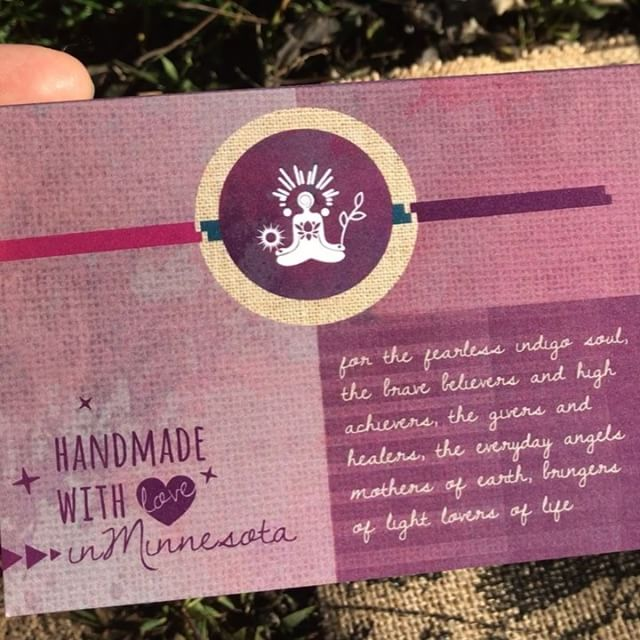 Looking for a #handmade gift for that special goddess in your life? Check out my line @healingelementswellness ! Great for you and great as gifts 😊 For an extra $10 add a poem card & my handsewn @peace_coffee bags to make it a gift! I put so much love into this line and I sourced most of the beads responsively, supporting artisans and makers from around the world. The paper company for the cards uses recycled paper & plants a tree with every order. Plus, many of the beads were sourced from Mother Nature herself, natural resources like clay, sea glass, olive wood and animal bone.. I love feeling truly part of the circle of life.. And I love LOVE being part of the gift giving process. . . Did I mention how the #peacecoffee burlap is a from a local roaster w/ the most delicious #fairtrade #shadegrown beans ever! So grateful they generously let makers use their bags.. . It's surely a gift that keeps giving. Happy to say I'm back to sewing every day & making new jewelry every week. So good for the soul! Thanks for your ongoing love & support 💙 . . Minnesota friends if you haven't stopped @healingelementswellness yet you'll wanna head there soon! So many great classes.. and smells.. and people. Schedule your next coffee date there and pick up a bracelet or two 😘🙏🏽 . . . #madeinminnesota #handmadejewelry #minnesotamaker #madewithlove #minnesotamade #shopsmall #shoplocal #fearlessgoddesscollection #beherenow #mindbodysoul #sustainabledesign