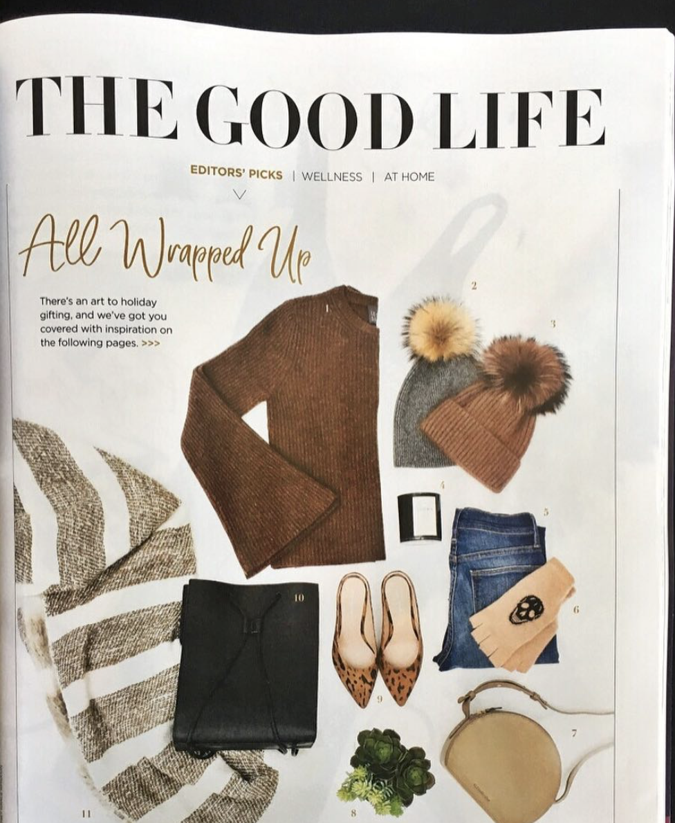 NASHVILLE LIFESTYLES - HOLIDAY GIFT GUIDE