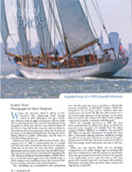 Wooden Boat Magazine, 2013