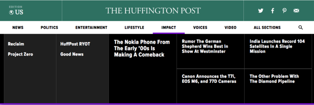 Huffington Post Navigation Bar.png