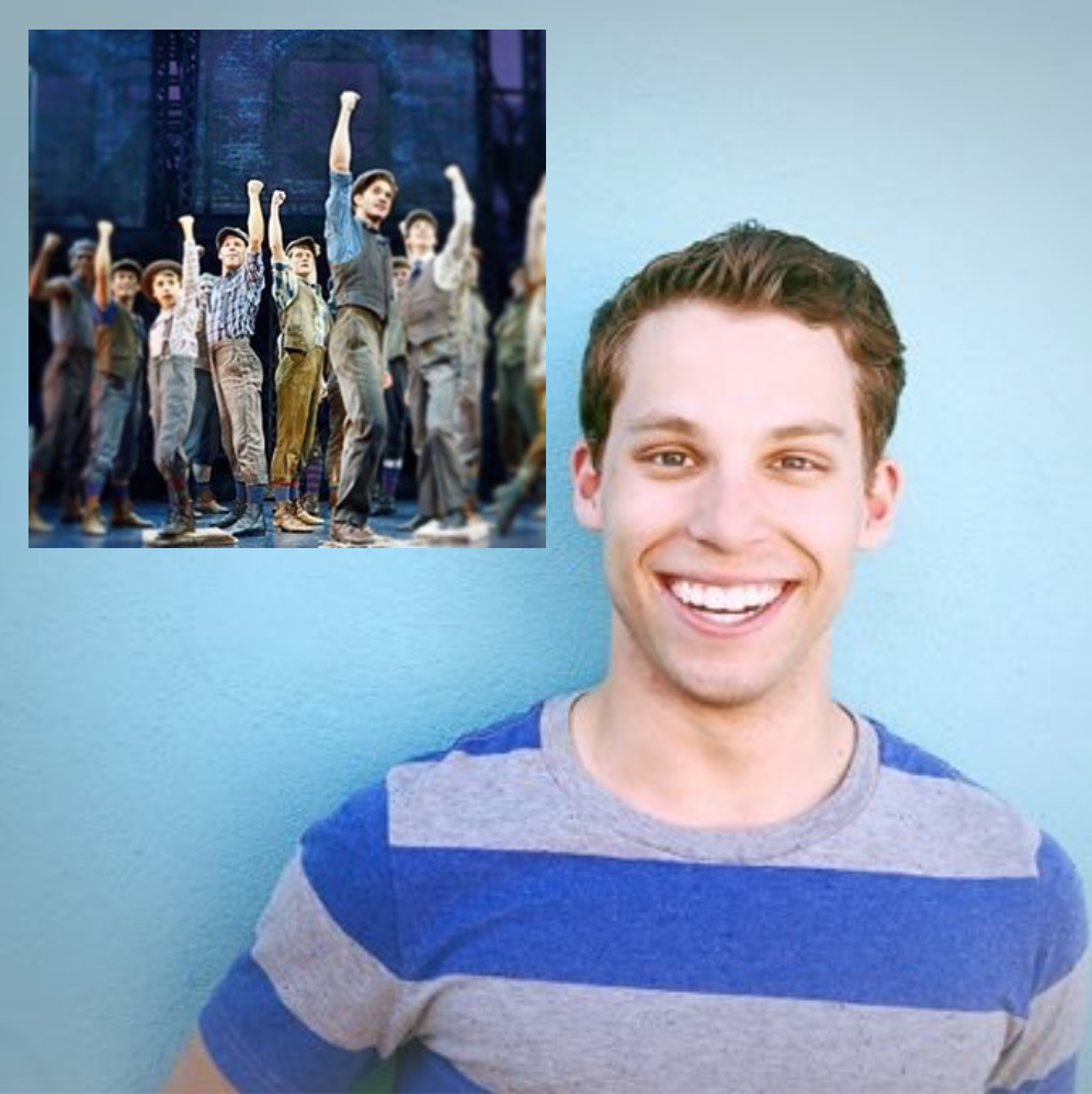 JACK SIPPEL - Newsies National Tour