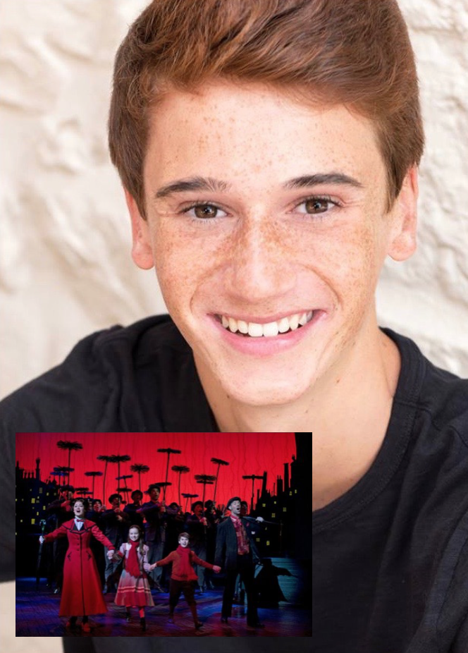 CHRISTOPHER FLAIM - Mary Poppins Broadway