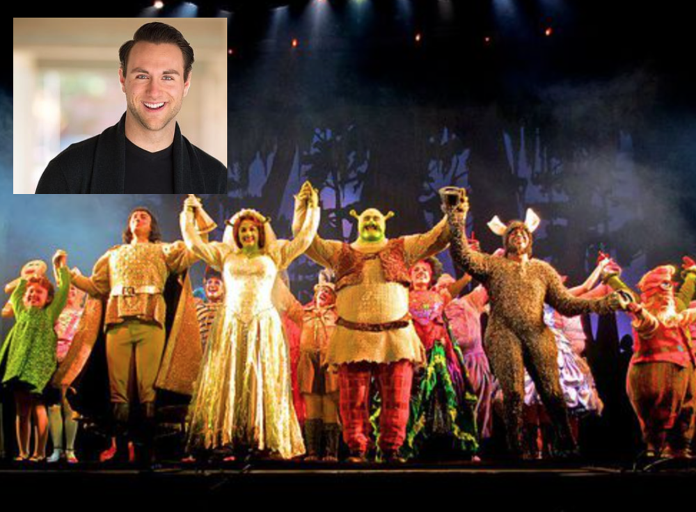 JEFFREY ZICKER - Shrek National Tour