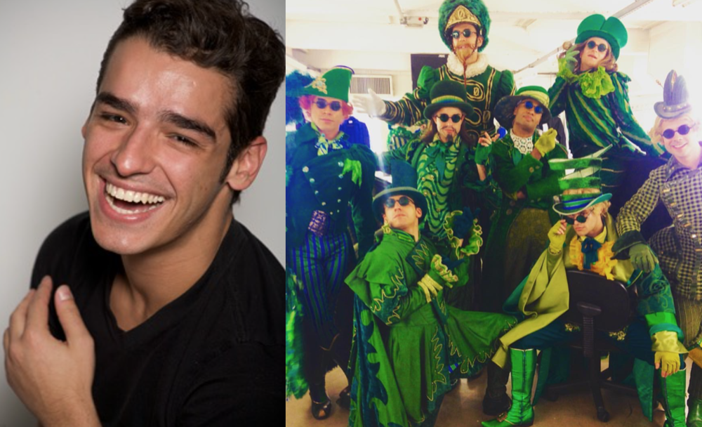 GABRIEL MALO - Wicked Brazil, Dancing On Broadway TV Documentary